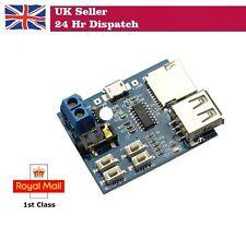 TF card U disk MP3 Format Decoder Board Module Amplifier Decoding audio Player