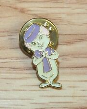 Genuine Disney The Rescuers - Miss Bianca Purple Hat Enamel Collectible Pin