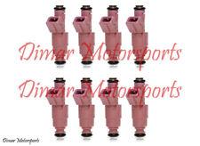 7.4L V8 3500 Suburban Upgrade 24lb BOSCH Performance Fuel Injector Set 4 Nozzle