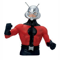 Marvel Ant-Man Bust Bank NEW Coin Bank Figure Statue Detailed Toys