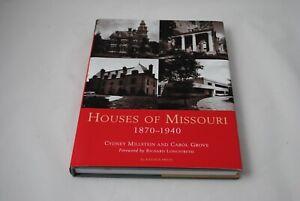 Houses of Missouri 1870-1940 (Suburban Domestic Architecture Series)
