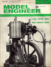 May Monthly Model Engineer Craft Magazines