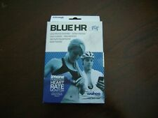 Wahoo Fitness Blue HR Heart Rate Monitor