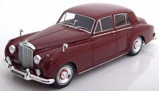 Minichamps 1960 Bentley S2 DARK RED 1:18*New Color! Very Nice-Brand New!!