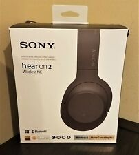 Sony h.ear on 2 Wireless Hi-Res Noise Cancelling Headphones WH-H900N No Paypal
