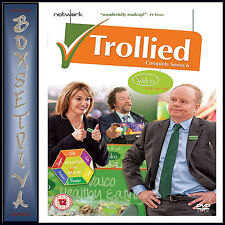 TROLLIED - THE COMPLETE SERIES 6  *** BRAND NEW DVD***