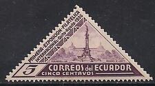 Ecuador Stamps- Scott # 353/A137-5c-Mint/Lh-1936