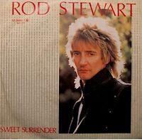 ++ROD STEWART sweet surrender/ghetto blaster SP 1983 EX++
