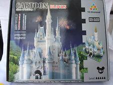 Minnie  and Mickey Castle ( Disney Castle) 4708 pieces