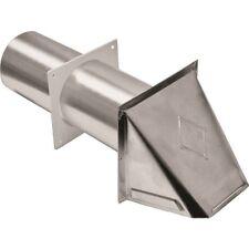 Hood Vent Dryer Aluminum 4in