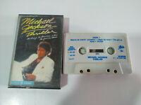 Michael Jackson Thriller Epic 1982 Edicion España - Cinta Cassette