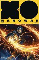 X-O Manowar #19 Quah Variant Valiant Comic 1st Print 2018 unread NM