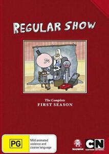 Regular Show - Season 1 DVD