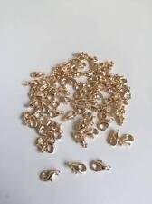 20 pcs alloy homard fermoir crochets pour collier & bracelet chaîne diy bijoux (152)
