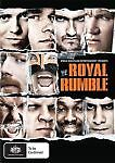 WWE - Royal Rumble 2011 (DVD, 2011) NEW AND SEALED region 4
