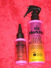 Mark Hill Styling Heat Protection Spray 200 Ml & XL Volume Amplyfying Serum 50 M