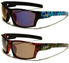 Sport Camouflage Camo Sonnenbrille XLOOP Wrap Big Golf Laufen Golf Radfahren UV400