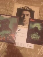Liam Gallager As You Were Deluxe+ Unplugged Gatefold Vinyl + Signed A4 Poster👍