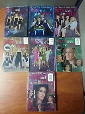 Sex and the City DVD Box Sets Season 1-6 part 2 Like New