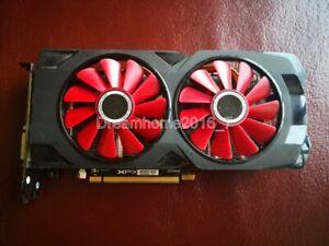 XFX AMD Radeon RX580 2048SP 4GB GDDR5 DP/DVI/HDMI PCI-Express Video Card