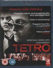 TETRO - Bluray (Region B - Brand new & sealed)