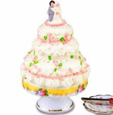 3-tier Wedding Cake Set 1.718/6 Reutter French Rose Dollhouse Miniature