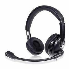 iBall UpBeat D3 USB Headset/Headphone with Mic