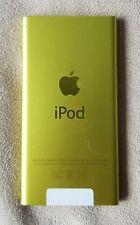 Apple iPod nano 7th Generation (Late 2012) Yellow 16GB