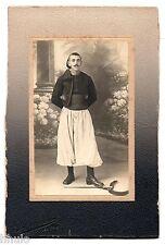 C335 Photographie originale vintage Zouave Schroder Batna Algérie