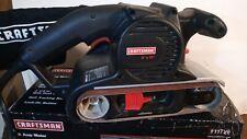 Craftsman belt sander 3x21