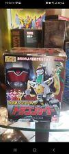 NEW - Super Minipla - Power Rangers Dragon Caesar Zord BANDAI Zyuranger Megazord