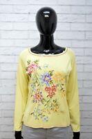 LUISA SPAGNOLI Maglione Donna Taglia L Pullover Maglia Sweater Woman Casual