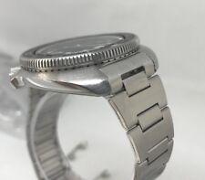 Bracelet band Seiko 6105-8110 6105-8119 H link stainless End link diver bar 19mm