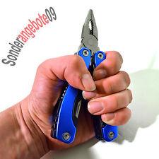 MULTITOOL GROSS blau XL Zange Multifunktionsmesser multifunktionszange Werkzeug