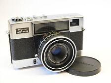 Fujica 35 auto-M cámara telemétrica y Estuche Stock no. U5075