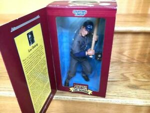 """Starting Lineup LOU GEHRIG Cooperstown Collection 12"""" Figure 1996 MLB SLU"""