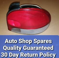Hyundai Excel Coupe 1998 Right Rear Tail Light