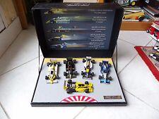 Caja Renault mítico Lotus Williams Benetton Senna Prost 1/43 F1 Fórmula 1