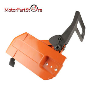 Chain Brake Handle Sprocket Clutch Cover For HUSQVARNA 61 66 162 266 268 272 New