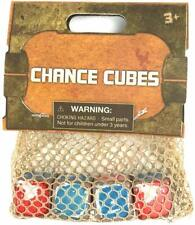 Disney Parks Star Wars Galaxy Edge Chance Cubes New with Bag