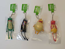 3 Rare Frog Squishy Collectables