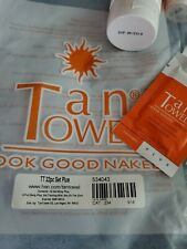 Tan Towel Plus Set Including On The Glow Lotion and Tanning Mist
