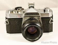 Konica Autoreflex A3  avec Konica Hexanon AR 50mm 1.7
