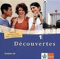 Decouvertes: Decouvertes 1. Schüler-CD. Alle Bundesländer: TEIL 1 - CD