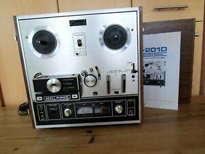 AKAI X-201D Tonbandmaschine mit Crossfieldtechnik / für Bastler