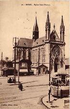 CPA Reims-Eglise Saint-Thomas (491807)