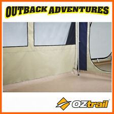 OZTRAIL PVC SUNROOM FLOOR TO SUIT 10X8 12X9 12X15 CHATEAU 10 CANVAS CABIN TENTS