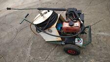More details for brendon diesel pressure washer yanmar engine electric start