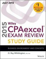 Wiley CPAexcel Exam Review 2015 Study Guide July : Business...  (ExLib)