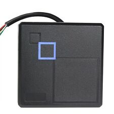 Sebury F1707A Access Control RFID Reader Card Proximity Wiegand 26 Weatherproof